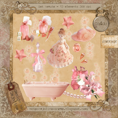 Beauty Items CAJ.SCR.FR.+MIX+BEAUTE+13+EL.+CU4CU+-+PREVIEW